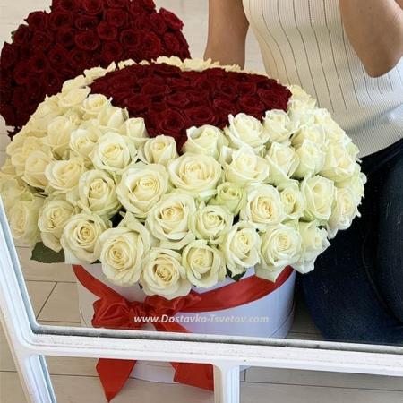 """Розы """"Сердце Счастья"""""""