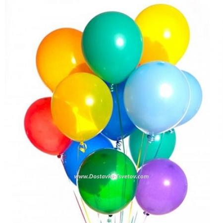 Helium balloons Шарики