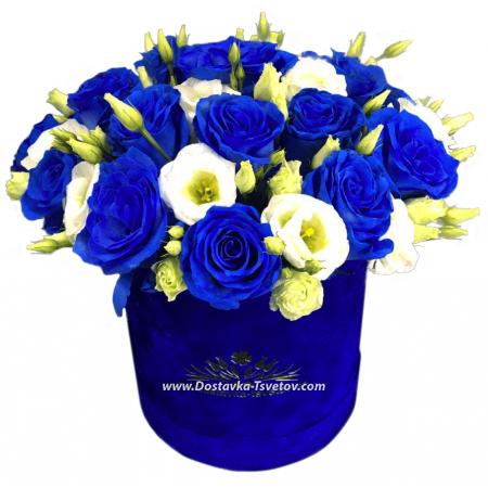 """Цветы в коробке """"Великолепный Век"""""""