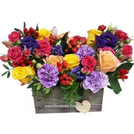 """Цветы """"От чистого сердца"""""""