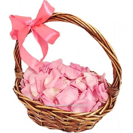 Лепестки роз Лепестки розовых роз