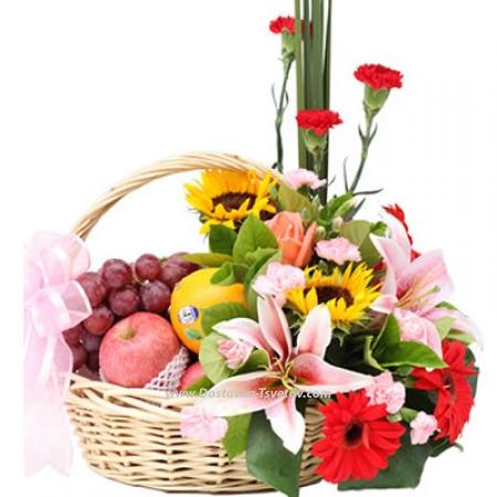 """Fruit basket Фрукты """"Любовь Природы"""""""