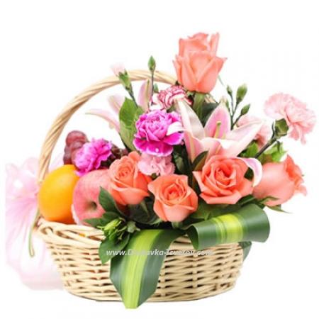 """Фрукты и цветы """"Сказка Лета"""""""