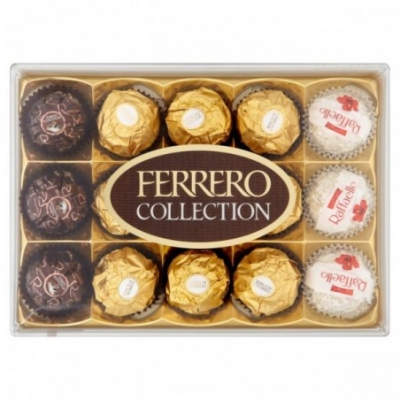 Конфеты Ferrero Collection 172г