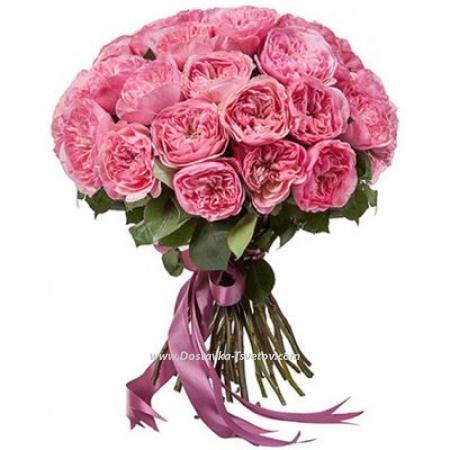 """Roses Розовый букет """"Вечная Весна"""""""