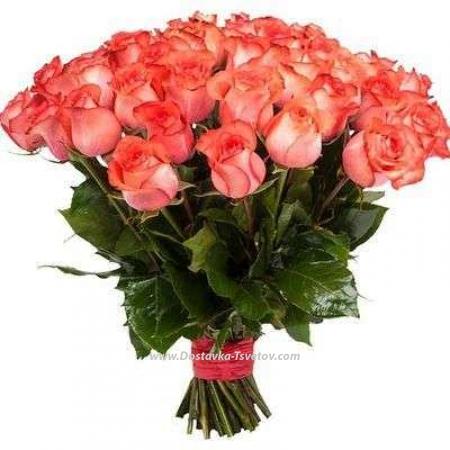 "Букет эквадорских роз ""Игуана"""