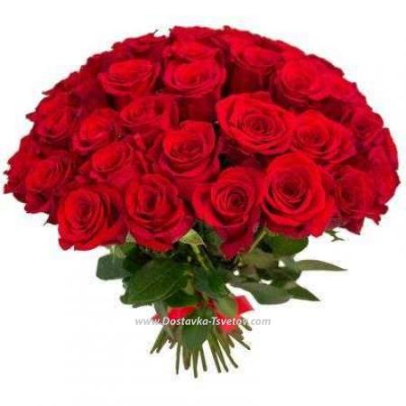 """Красные розы """"Крепкие Объятья"""""""