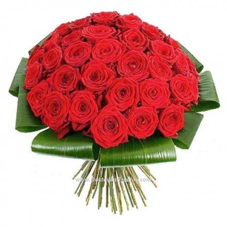 """Красные розы """"Калифорния"""""""