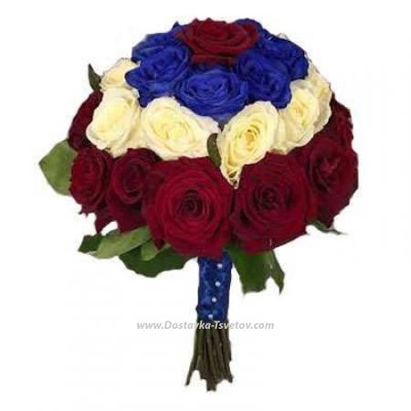 """Розы в букете """"Виктория"""""""