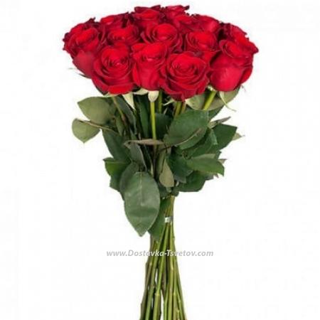 """Высокие розы """"Помада"""""""