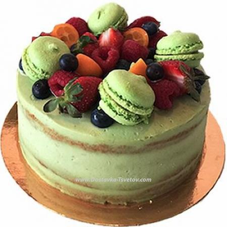 """Авторский торт """"Нежный"""""""