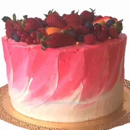 """Авторский торт """"Любимый"""""""
