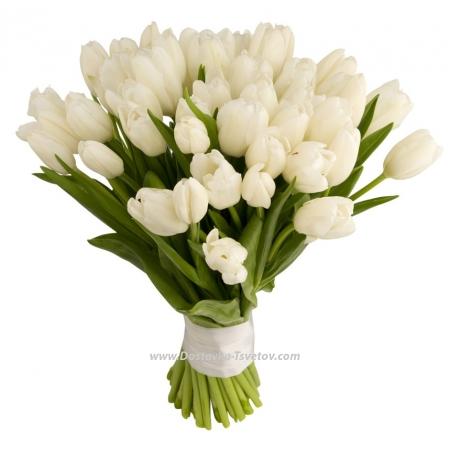 "Белые цветы ""Светлые Мечты"""
