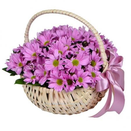 """Розовые цветы """"Качели Любви"""""""