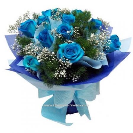 """Синие розы """"Орландо"""""""