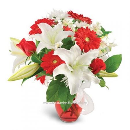 """Букет цветов """"Неженка"""""""