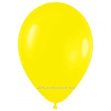 Гелиевые шары Жёлтый Шар