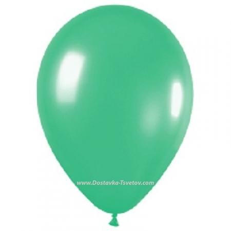 Гелиевые шары Зелёный Шар