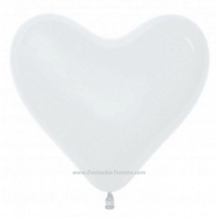 Helium balloons Шар Белый