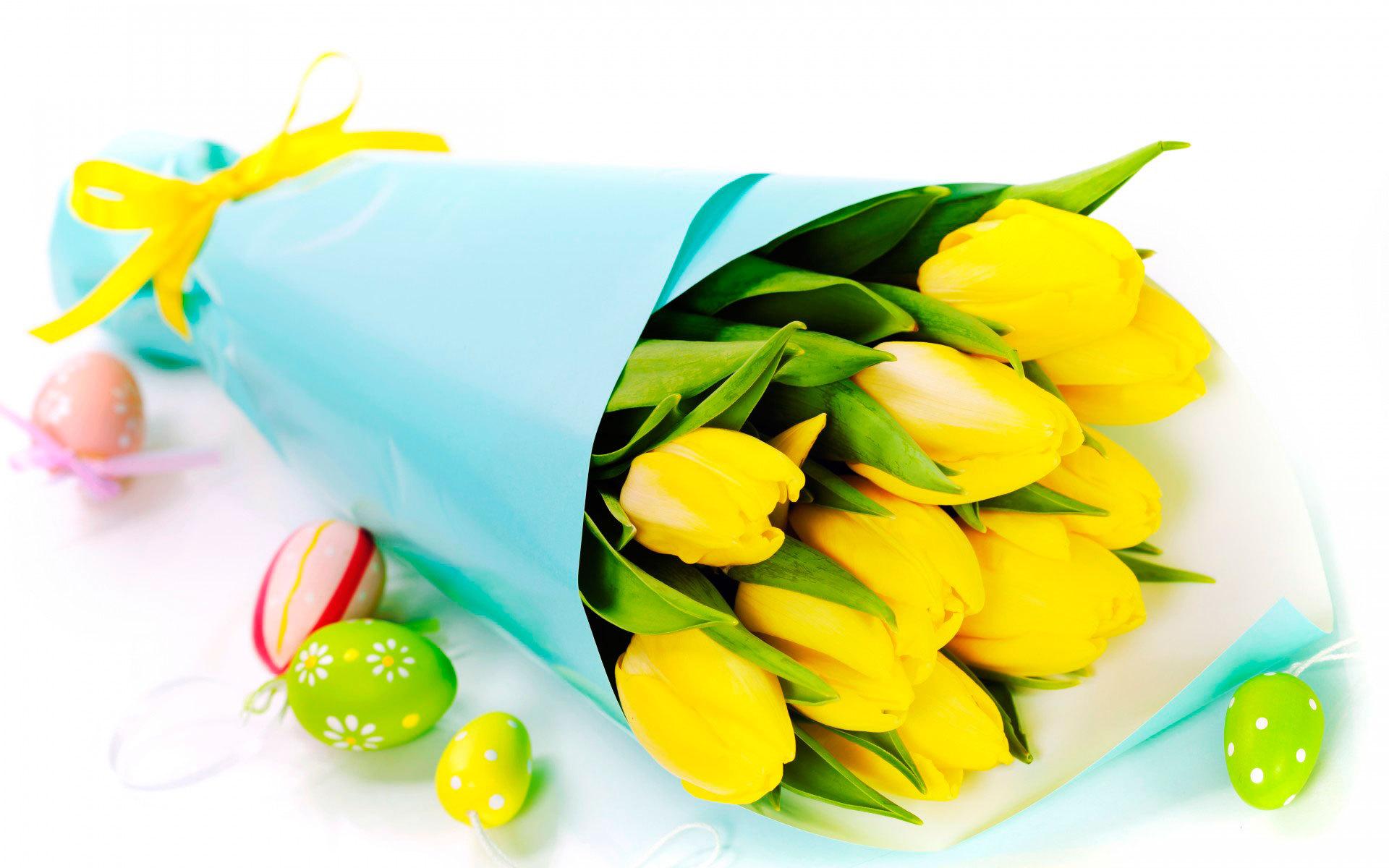 как выбрать цветы на пасху в москве