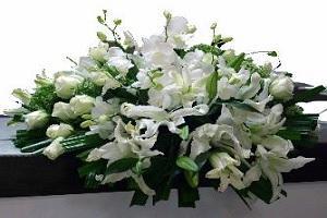 Цветы на умершего 13