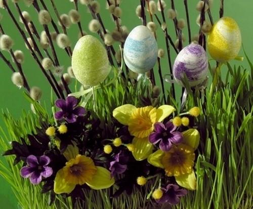 Заказать цветы на Пасху
