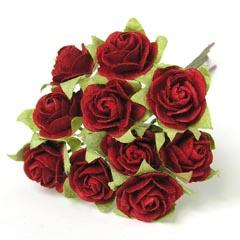 10 роз